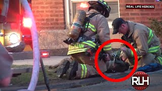 Restoring Faith in Humanity #35 REAL LIFE HEROES