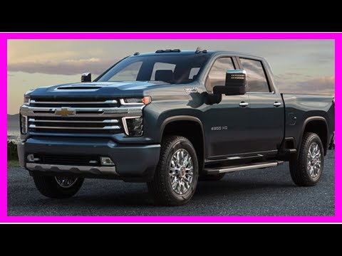 The 2020 Chevrolet Silverado HD High Country Fixes the Face (Kind Of) | k production channel