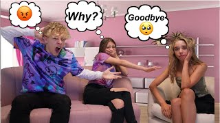 I'm LEAVING the SQUAD FOREVER PRANK **THEY CRIED**💔   Jenna Davis