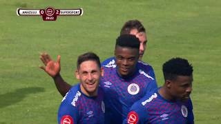 Absa Premiership | AmaZulu FC v SuperSport United  | Highlights