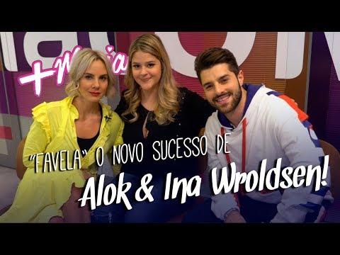 """""""Favela"""" o novo sucesso de Alok e Ina Wroldsen!"""