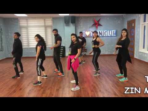 NAAH HARRDY SANDHU | ZUMBA FITNESS | EASY DANCE FITNESS |ZIN MANISHA