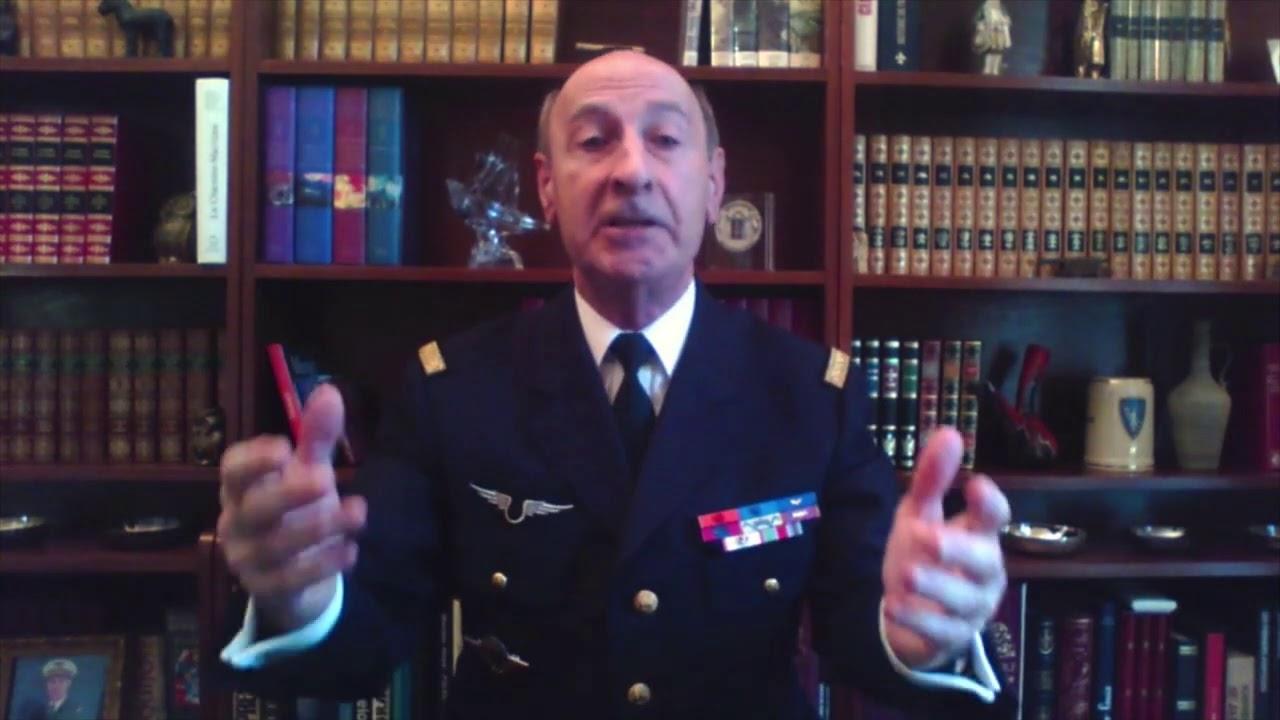 11 Novembre 2020 - Intervention du Général MARTINEZ