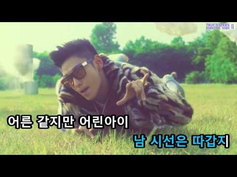 [KTV] BIGBANG - Sober (Instrumental Ver.)