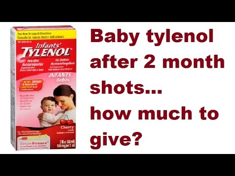 How often can u give childrens tylenol