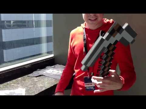 MINECRAFT - Unboxing éPICO