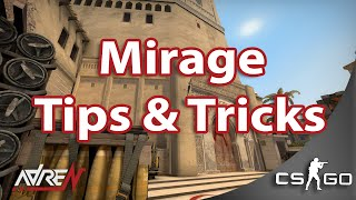 CS:GO Pro adreN - Mirage Tips & Tricks (A site)