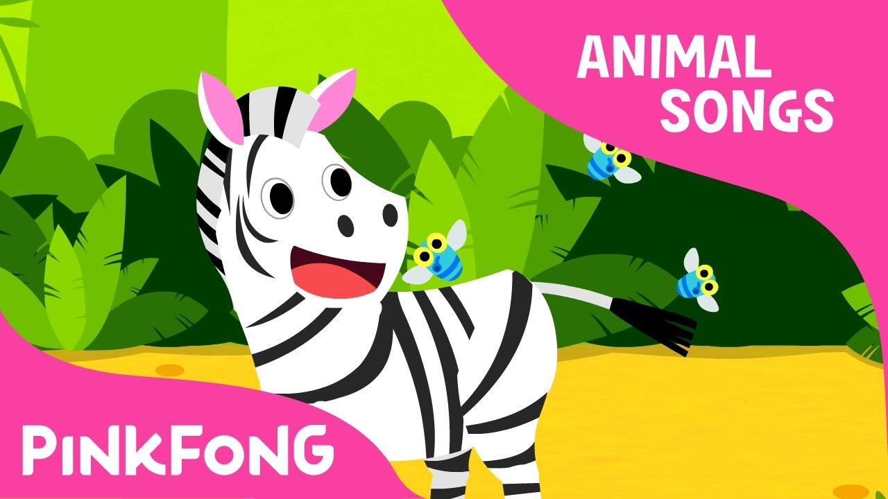 Download Zebra Cadabra | Zebra | Animal Songs | Pinkfong Songs for Children