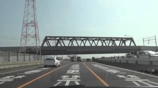 新潟バイパス 曽和IC~新発田IC 2016 5/3