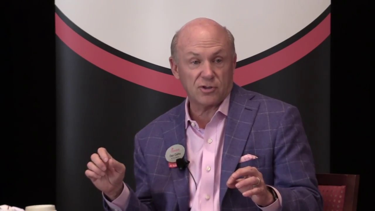 Dan T  Cathy, Chairman and CEO of Chick-fil-A | Terry Leadership Speaker  Series
