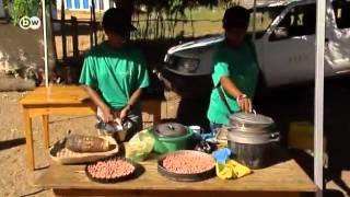 Cooking without firewood in Madagascar | Global Ideas