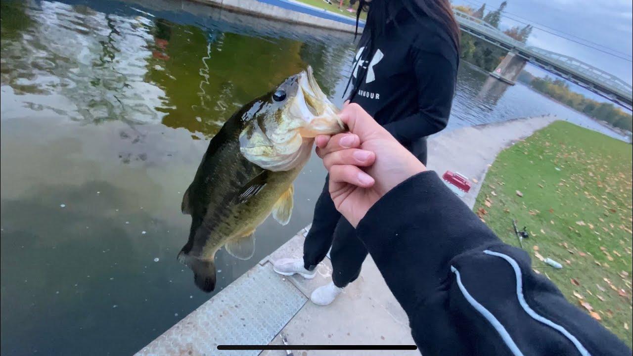 Download Fishing The Kawartha Lakes (Stony Lake In Ontario Canada)