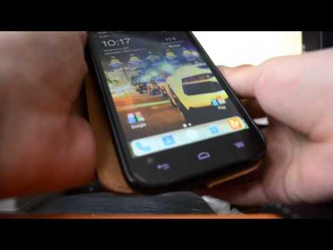 Обзор модифицированной версии Alcatel one touch pop s7 7045y + обзор чехла для него.
