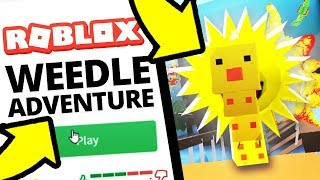 My First Roblox Weedle Game Ever! (Roblox Pokemon)