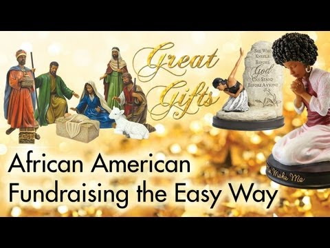 African American Fundraising With Black Gifts (www.black-gifts.com)