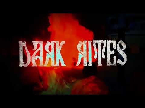 DARK RITES - WICKER MAN COVER