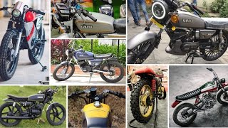 Modified Yamaha RX 100: Top 10 Bikes In India