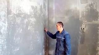 видео Штукатурные работы