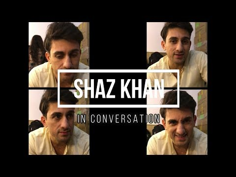 SHAZ KHAN : Exclusive interview from the sets of Parwaaz Hai Junoon  | Orange Wall TV
