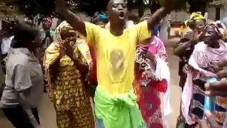 Protest song against dictatorship in Gambia
