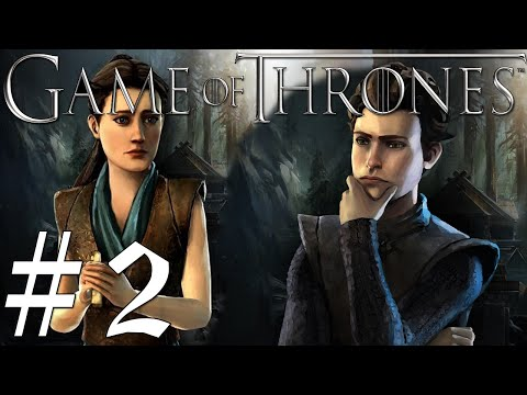 Game of Thrones I'M A KING AND A FEMALE IN THE SAME EPISODE!! (Episode 1 Part 2)