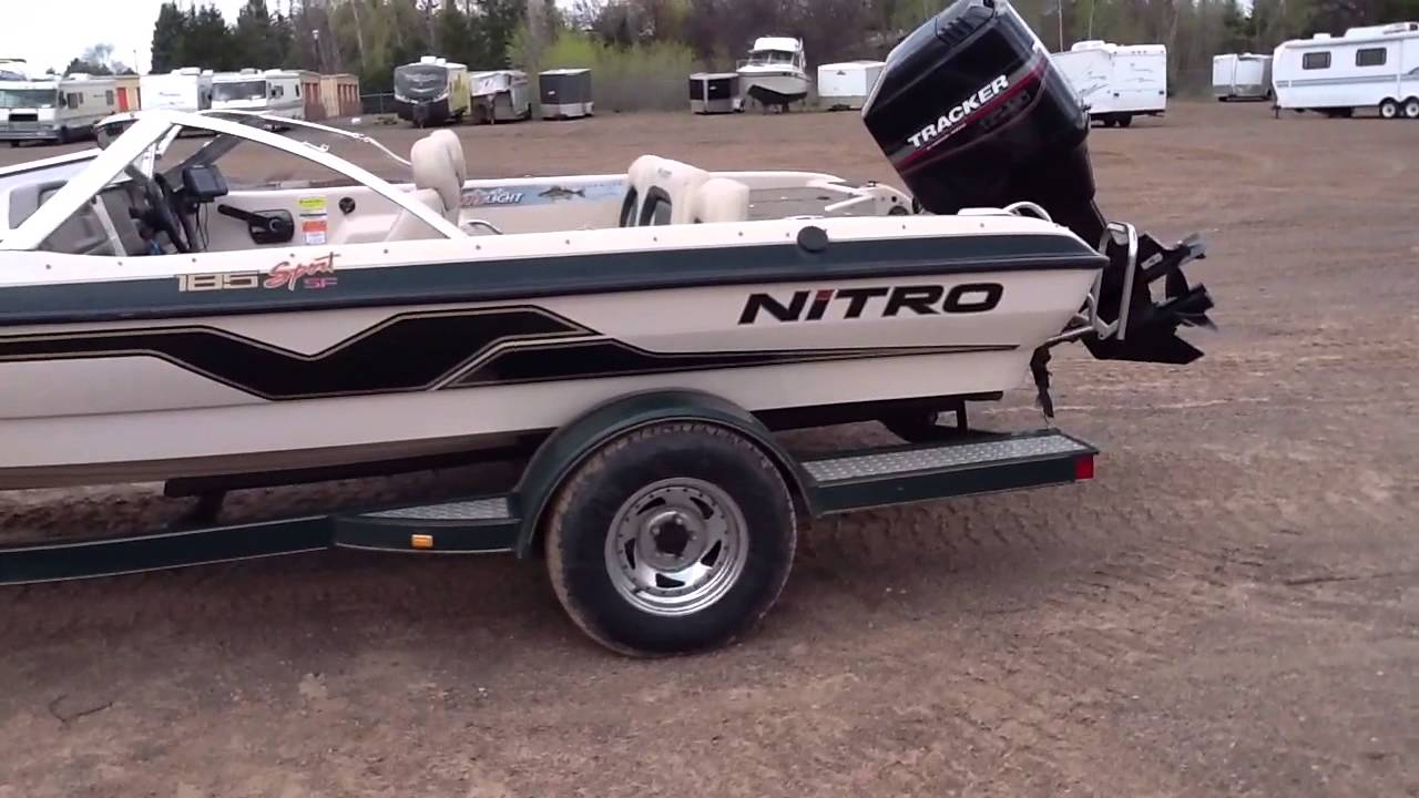 2000 nitro 185 sport pictures to pin on pinterest pinsdaddy for Nitro fish and ski