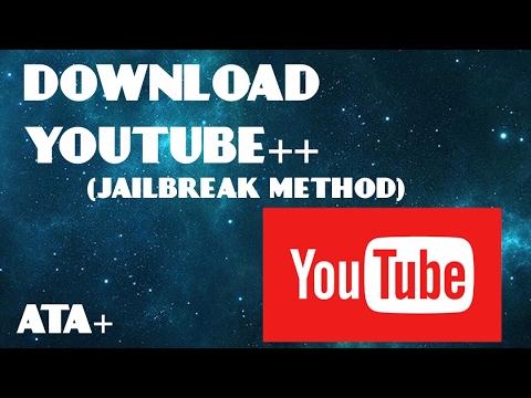 HOW TO DOWNLOAD YOUTUBE++ (JAILBREAK METHOD)