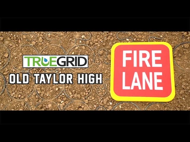 TRUEGRID Fire Lane Project