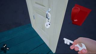 How to get the globe hello neighbor gameplay act 3 tutorial