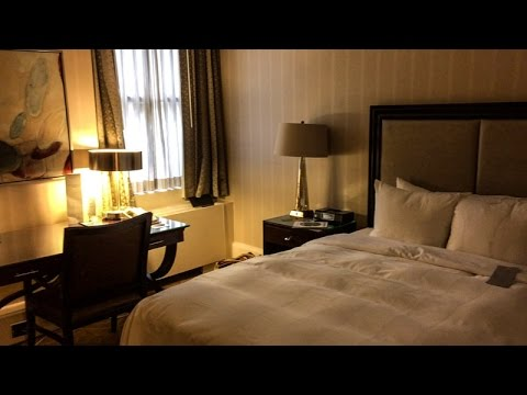 Hotel Review: Renaissance Cleveland Hotel in downtown Cleveland, Ohio