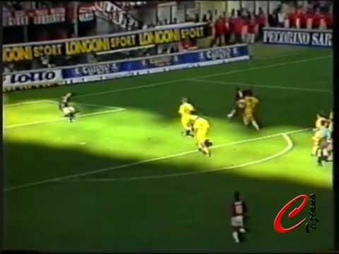 George Weah world class goal
