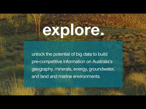 Geoscience Australia 2019 Graduate Program - Explore
