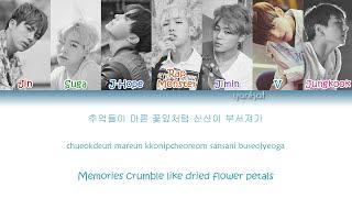 Download BTS (방탄소년단) - Run (Color Coded Han|Rom|Eng Lyrics) | by YankaT