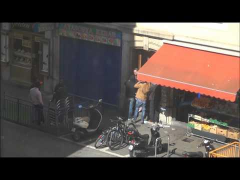 Geneve nasty street life