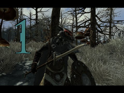 Let's Role-Play Skyrim: episode-1 Riverwood