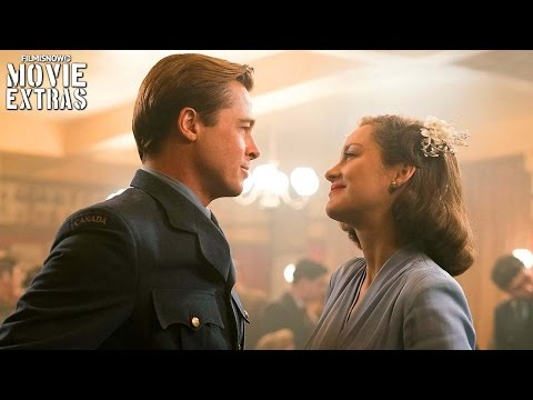 Allied | Recreating the glamour and romance of the 1940's (2016)