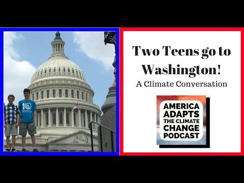 Teens Adapt to Climate Change plus ep. 3 of Australia Adapts!