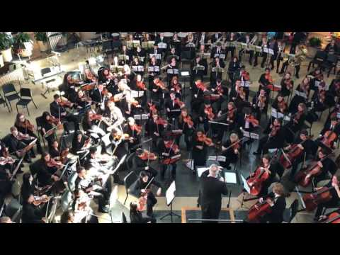 Milwaukee Youth Symphony Metropolitan Orchestra, The King and I