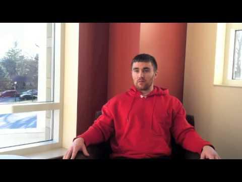 Patrick Thompson Interview