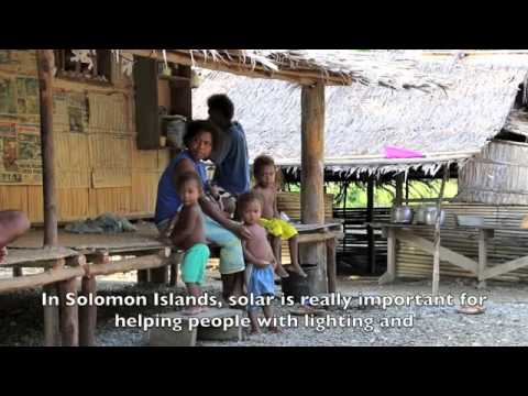 USAID Trains Solar Technicians in Pacific Island Nations