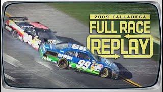 NASCAR Classic Race Replay: 2009 Aaron's 499 | Talladega Superspeedway