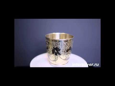 серебряный стакан.avi
