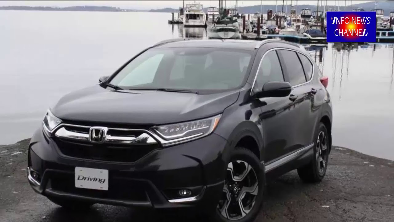 2019 Honda Cr V Changes Exterior
