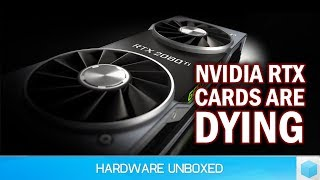 News Corner | GeForce RTX Cards Are Dying, Nvidia Facing Serious Issue