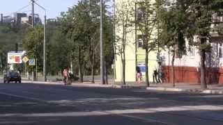Воронин.Кривой Рог-4 района города.июнь 2013 год.