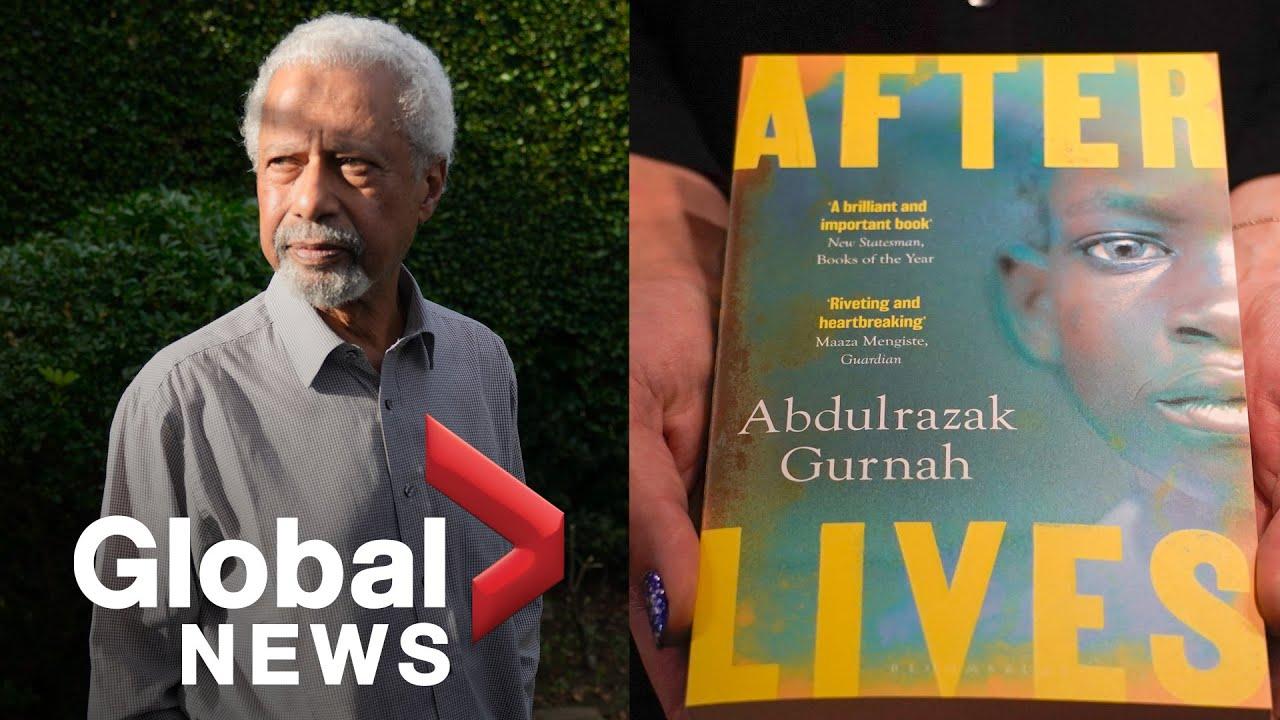 Novelist Abdulrazak Gurnah wins the Nobel Prize in literature