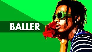 """BALLER"" Trap Beat Instrumental 2018 