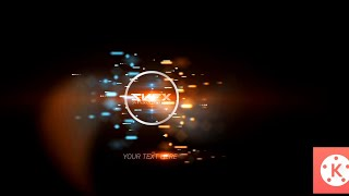 Free Kinemaster Intro | How To Create Particle Logo Reveal Intro