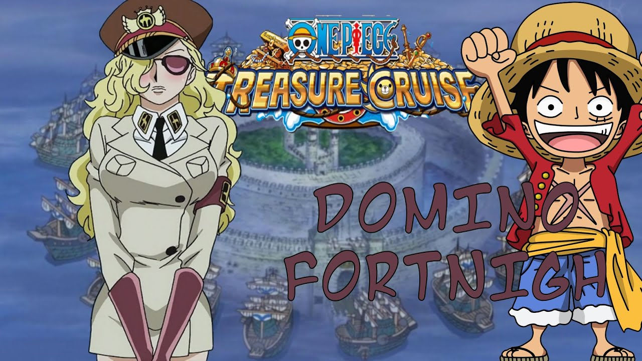 One piece one piece treasure cruise fortnight de domino youtube for Piece de theatre domino