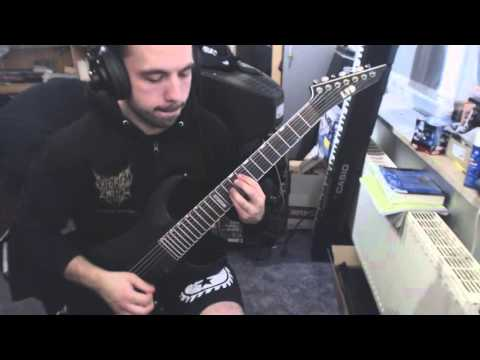 Melechesh - Rebirth Of The Nemesis (Audition Video)